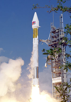 Atlas II - Launch of an Atlas II rocket