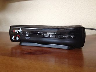 Hopper (DVR) - A Joey set-top-box, used as a client for a Hopper