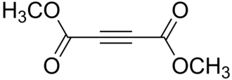 Dimethyl acetylenedicarboxylate - Image: DMAD