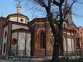 DSC02609 - Milano - Sant'Eustorgio - Il fianco - Foto di Giovanni Dall'Orto - 15-jan-2007.jpg