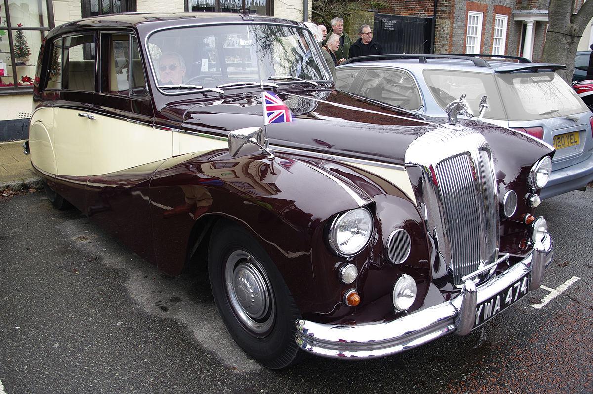 Daimler Dk400