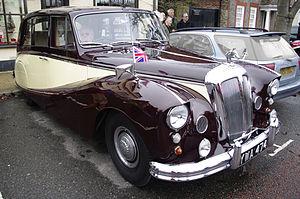 Birmingham Small Arms Company - 1957 Daimler DK400 limousine