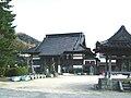 Daiun-in, Tottori.jpg