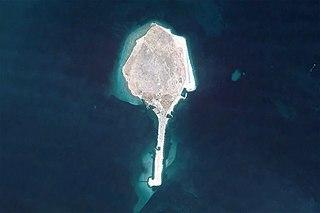island in the UAE