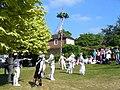 Dancing Around the Maypole - geograph.org.uk - 424594.jpg