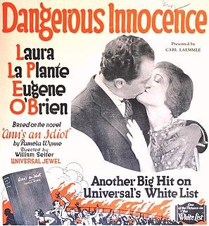 <i>Dangerous Innocence</i> 1925 film