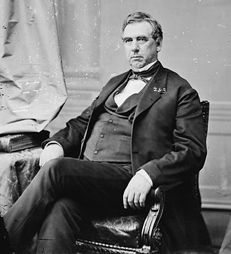 Daniel D. Pratt - Image: Daniel D. Pratt, Brady Handy photo portrait, sitting