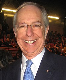 Daniel Johnson, Jr. at the PLQ Leadership Convention, March 16, 2013 CROPPED.jpg