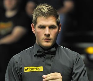 Daniel Wells (snooker player) - German Masters 2013