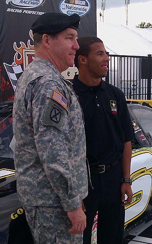 Rev Racing - Darrell Wallace Jr. in 2011.