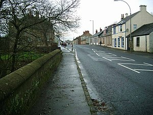Darvel main street, looking west - geograph.org.uk - 287349.jpg