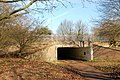 Daventry, subway under Eastern Way - geograph.org.uk - 1753066.jpg