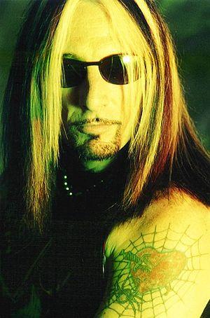 Dave Alford - David Alford, America Heavy Metal Drummer
