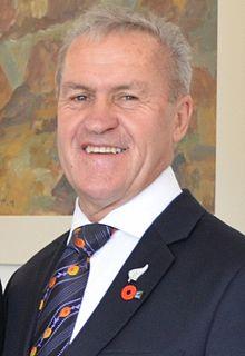David Carter (politician) New Zealand politician