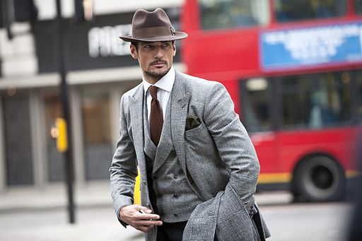 David Gandy by Conor Clinch (2013)