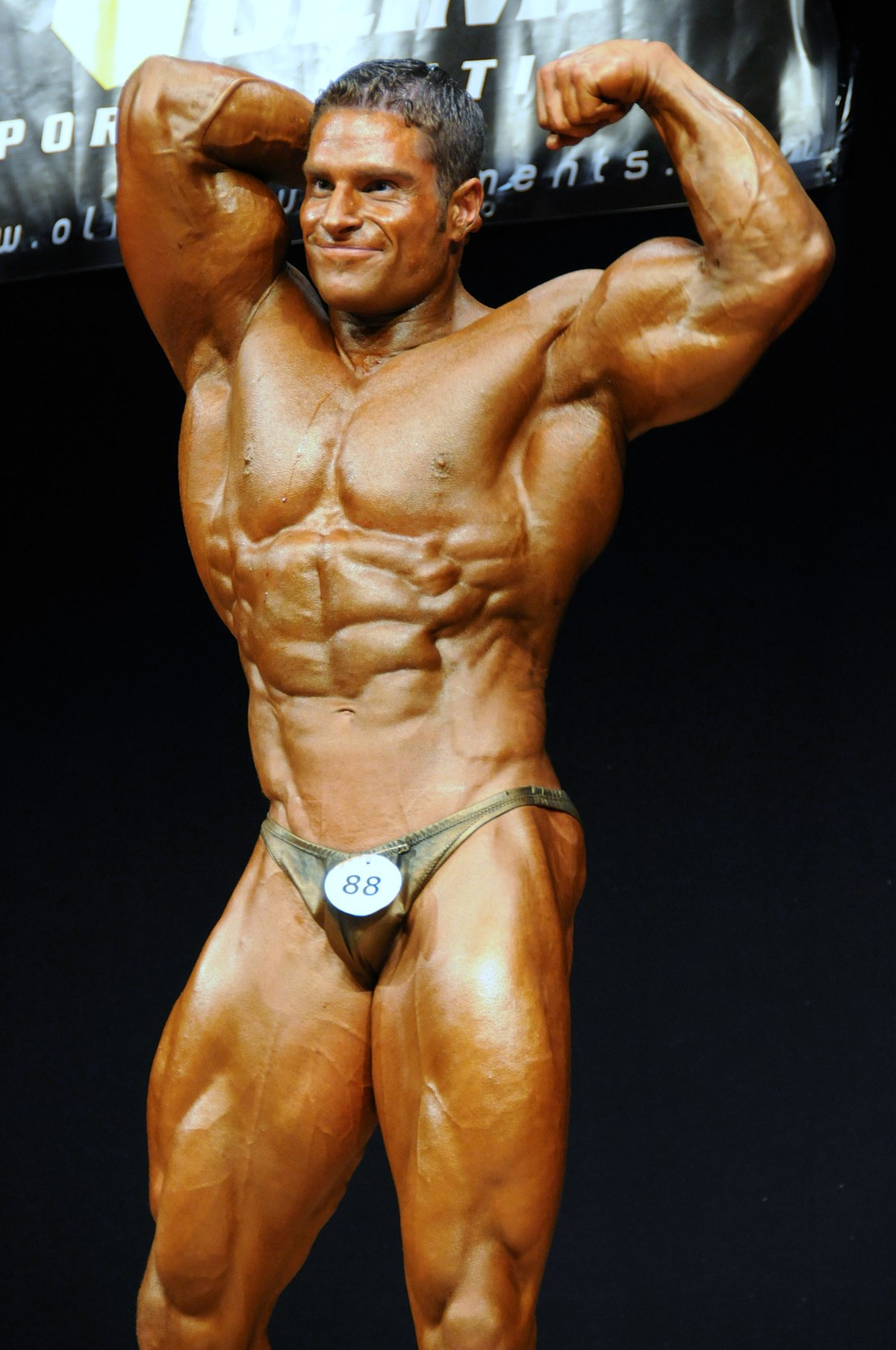 David Hoffmann (Bodybuilder) – Wikipedia