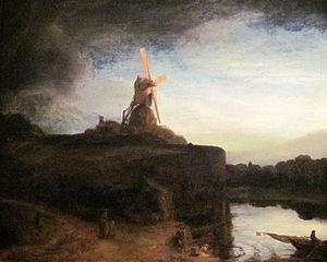 The Mill (Rembrandt) - Image: De Molen Rembrandt