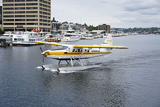 De Havilland Canada DHC-3 Otter - Turbine Otter in Kenmore Air livery