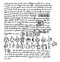 Relación de las cosas de Yucatán cover