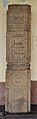 Decorative Door Pillar - Medieval Period - ACCN 00-R-5 - Government Museum - Mathura 2013-02-23 5006.jpg