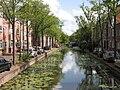 Delft - voetgangersbrug Kantoorgracht.jpg