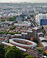 Den Haag Het Strijkijzer Blick von der Aussichtsterrasse 04.jpg