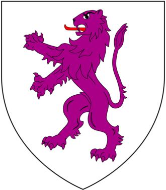 Purpure - Image: Dene Arms