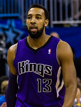 Derrick Williams (basketball) - Williams with the Kings in 2013