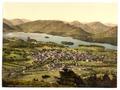 Derwentwater and Keswick, Lake District, England-LCCN2002696851.tif