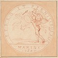Design for a Medal- Marine 1758 MET DP219061.jpg