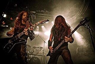 Deströyer 666 Australian extreme metal band