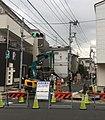 Detour sign Tokyo area feb 14 2020.jpeg