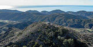 Devils Peak (Santa Barbara County, California) mountain in United States of America