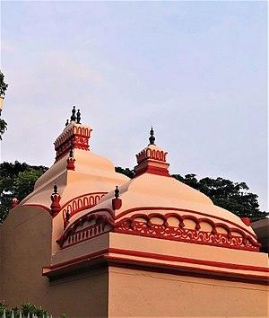 Dhakeshwari Temple - Main temple structure