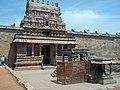 Dharasuram temple main entrance.jpg
