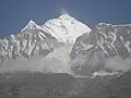 Dhaulagiri Himal with Glacier Source of FreshWater GandakiProvince Nepal.jpg