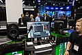 DiGiGrid hardware for SoundGrid, by DiGiCo & Waves Audio Ltd. - 2015 NAMM Show.jpg