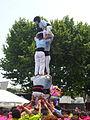 Diada castellera festes de primavera 2014 a Sant Feliu de Llobregat P1480273.jpg