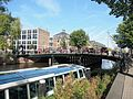 Diamantbrug, brug 137 in de Ruysdaelstraat over de Boerenwetering.JPG