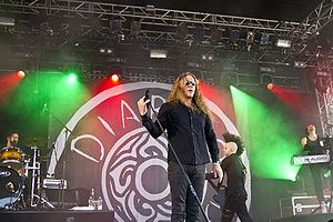 Diary of Dreams auf dem Amphi Festival 2013