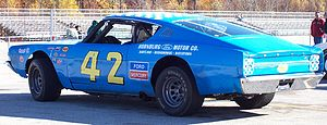 Dick Trickle - Trickle's 1968 Ford Torino, raced on Wisconsin tracks
