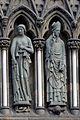 Die Statuen der Nidaros Kathedrale (mittlere Reihe). 06.jpg