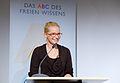 Diese Aufnahmen entstanden im Rahmen des 5. Wikimedia-Salon - Das ABC des Freien Wissens zum Thema Erinnerung am 27. November 2014 bei Wikimedia Deutschland. 12.JPG