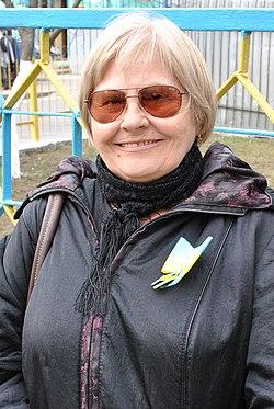 Тетяна Дігай,березень 2015