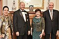 Dinner for His Majesty King Tupou VI of the Kingdom of Tonga and Her Majesty Queen Nanasipau'u 01.jpg