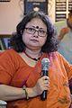 Dipanwita Roy Discusses - Pathaker Jannye Likhi Na Moner Tagide Likhi - Apeejay Bangla Sahitya Utsav - Kolkata 2015-10-10 5228.JPG