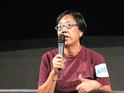 Director Ann Hui @ Broadway Cinematheque.JPG