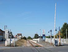 Gare de Dives-sur-Mer-Port-Guillaume — Wikipédia