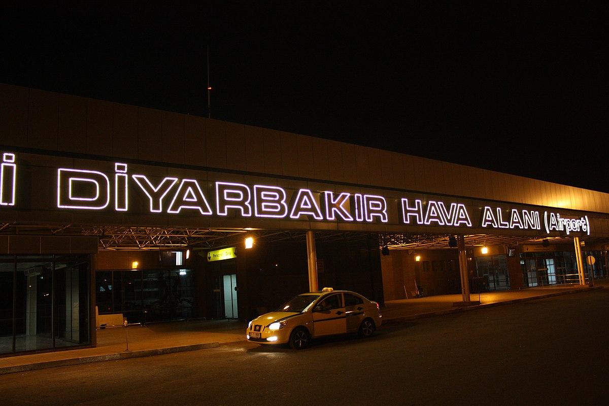 diyarbakır havaalanı ile ilgili görsel sonucu