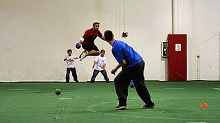 Dodgeball sport